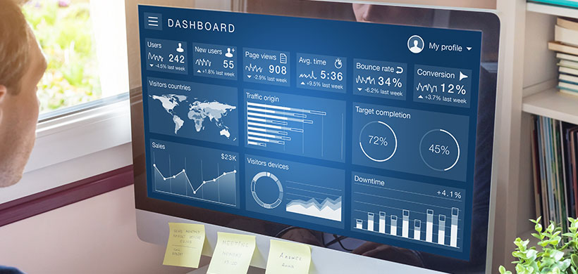 What is your CRM telling you about your business and your customers? If it's not telling you a story then we can help