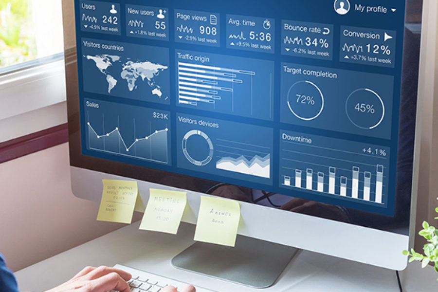 What can a Salesforce dashboard tell you about your business?